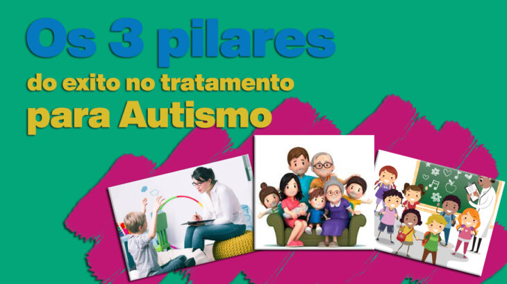 3 pilares do exito no autismo